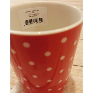 kate spade Accessories - NWT Kate Spade Polka Dot Mug